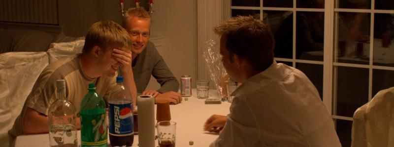 Lars taber igen-igen i Meyer :D